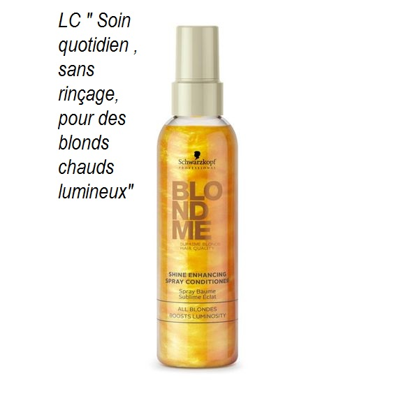 Spray Baume Sublime Eclat