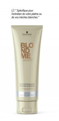 Shampooing Eclat du Blond Froid Glacier